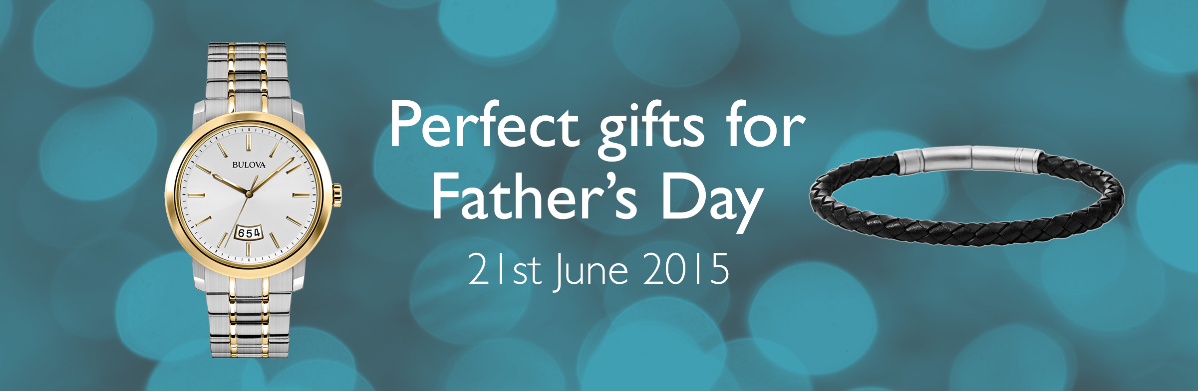 Gifts for Father's day - shop now