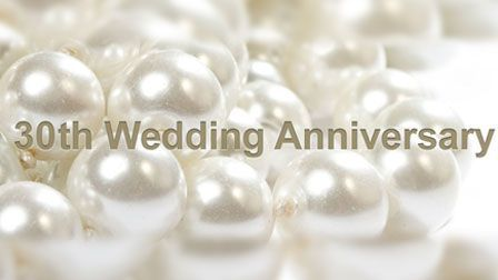 30th wedding anniversary celebrate your pearl anniversary read more