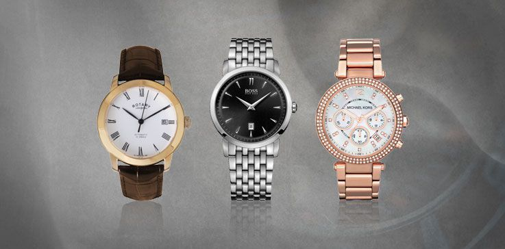 Our watches come from the worlds most iconic watch brands; we combine ...