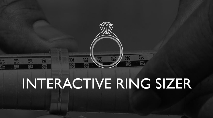 Interactive Ring Sizer