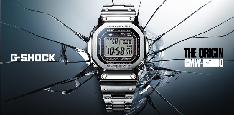 Casio G-TIME  - shop now