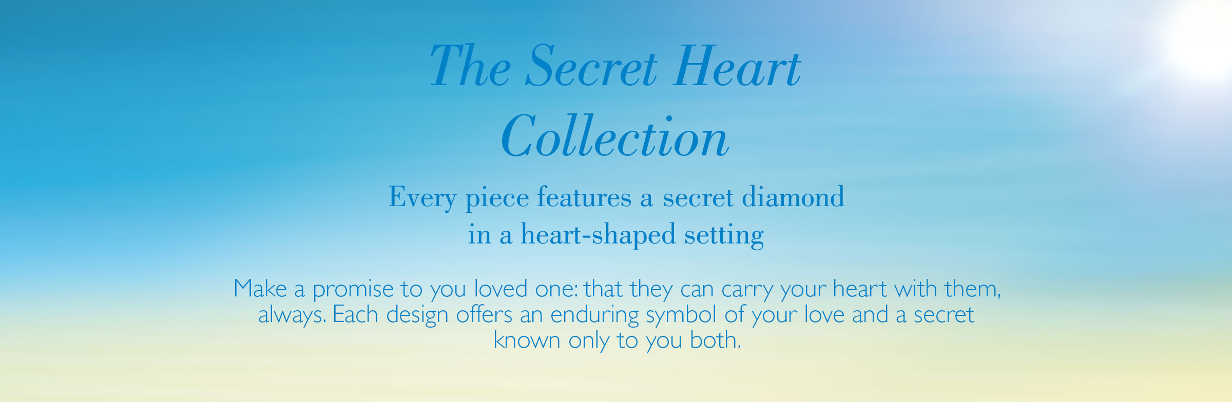 The Secret Heart Collection