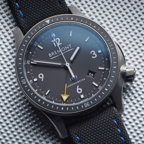 Bremont Boeing watches