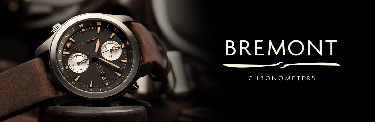Bremont Chronograph Watches