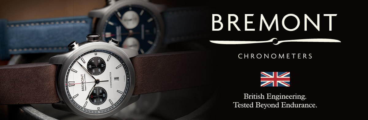Bremont Chronometers Watches