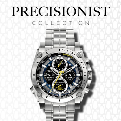 Bulova Precisionist Collection