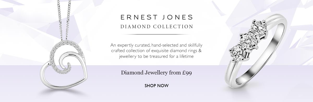 Diamond Collection - Exclusively by Ernest Jones