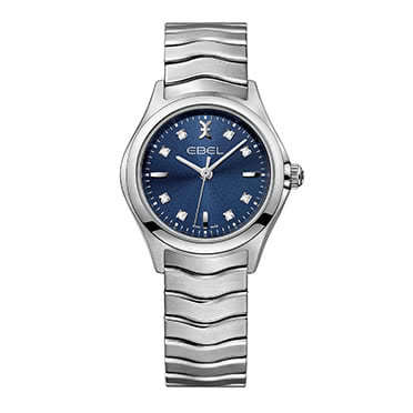 Ebel Wave Ladies' Stainless Steel Bracelet Watch