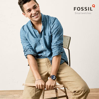Fossil Q Men's Smartwatches