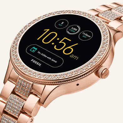 Fossil Q Touchscreen Ladies' Smartwatches
