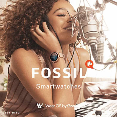 Fossil Q Ladies' Smartwatches