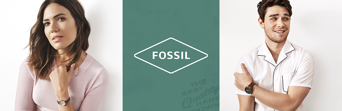 Fossil - Shop Now