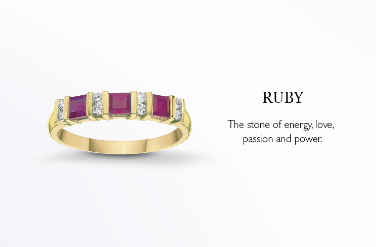 Ruby - shop now