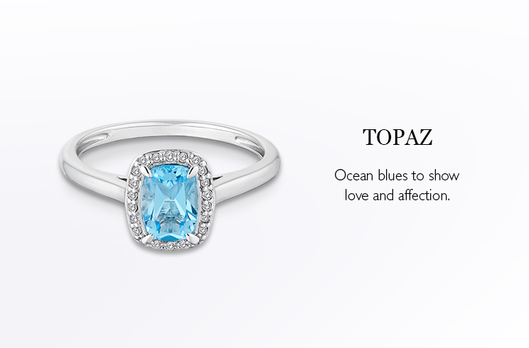 Topaz - shop now