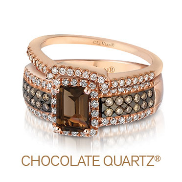 Le Vian Chocolate Quartz