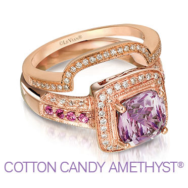 Le Vian Cotton Candy Amethyst