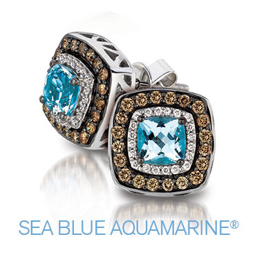 Le Vian Sea Blue Aquamarine