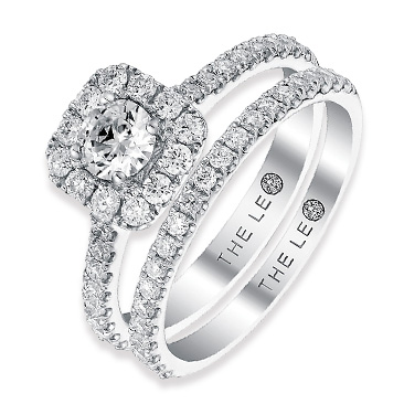 The Leo Diamond bridal sets