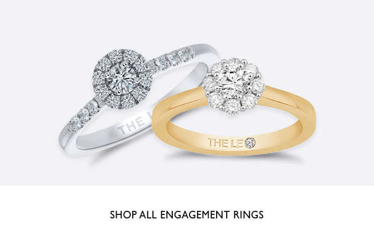 All engagement rings - shop now