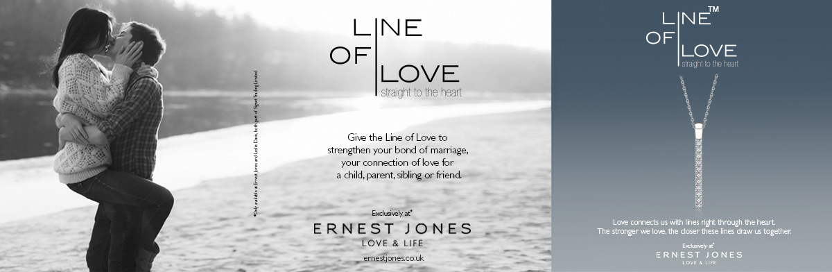 Line of Love - shop now