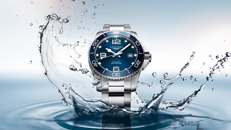 LONGINES HYDROCONQUEST- shop now