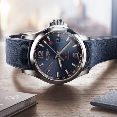 Men's Longines watches - shop now