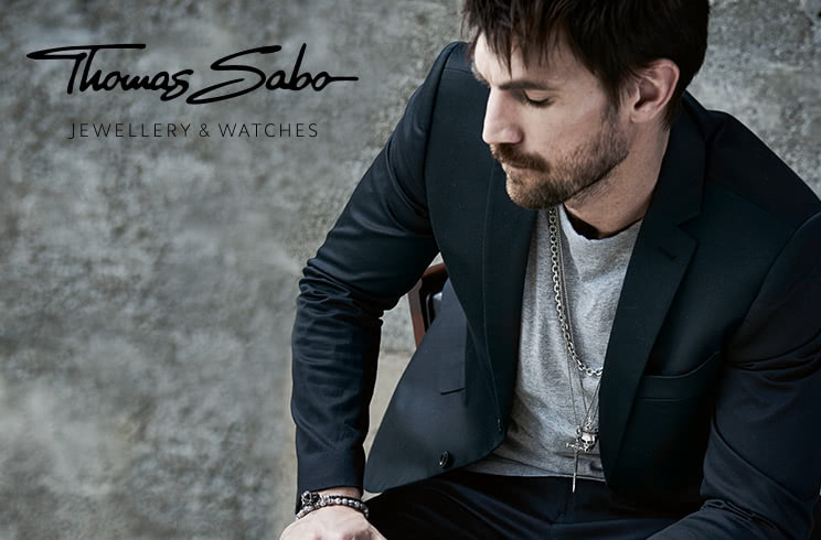 Thomas Sabo Men's Jewellery - shop now