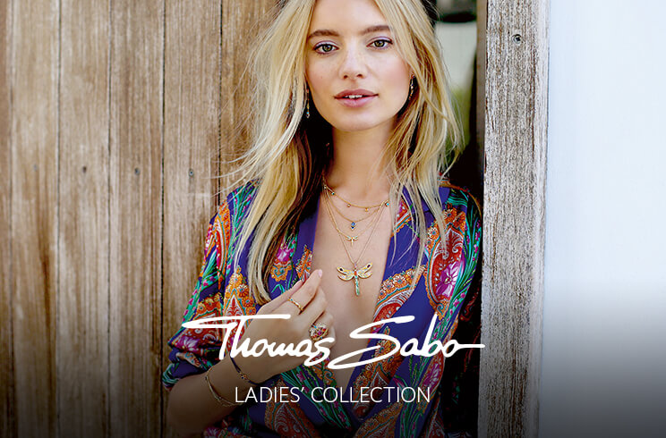 Thomas Sabo ladies' Jewellery - shop now