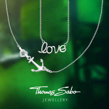 Thomas Sabo Necklaces - shop now