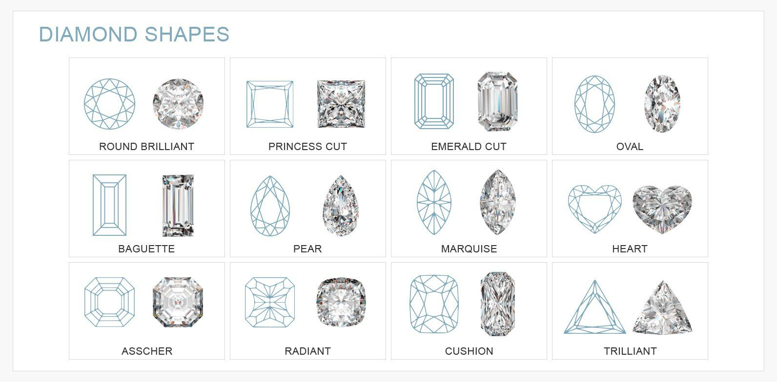 watch diamond shapes photography video digital by shape jewelry youtube