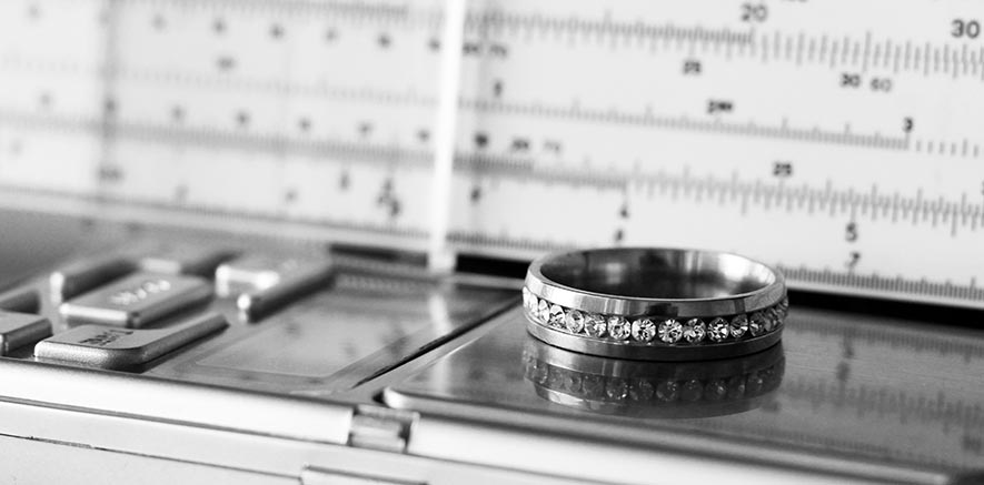 Wedding Ring Buyer's Guide - Weights and Widths