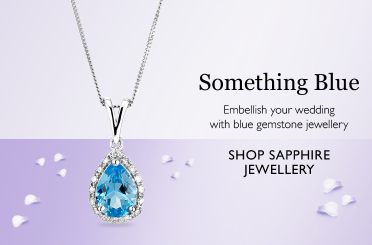 Wedding - Something Blue Jewellery - Shop Now